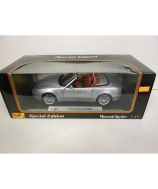 Maserati Spyder 1:18 - Maisto