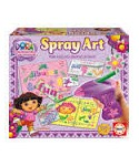 Spray Art Dora la Exploradora