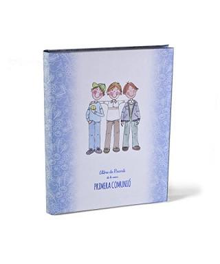 Libro priemera comunión 1