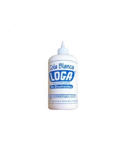 Botella 70gr Cola blanca - Loga Akil