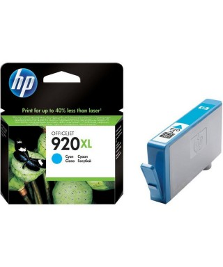 Cartucho HP cian CD972AE nº920XL