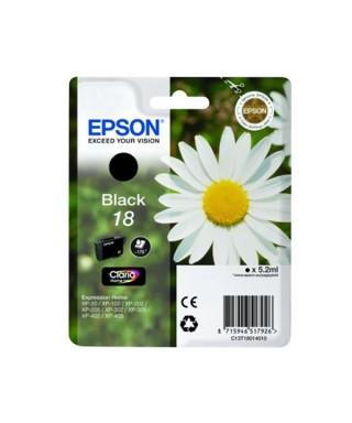 Cartucho Epson negro R.T1801 4010