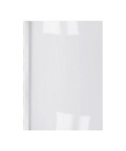 C/100 carpetas termicas 3mm blanco