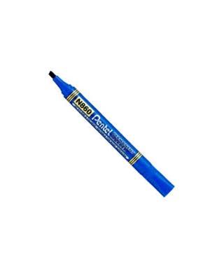 Marcador permanente Pentel Pen azul