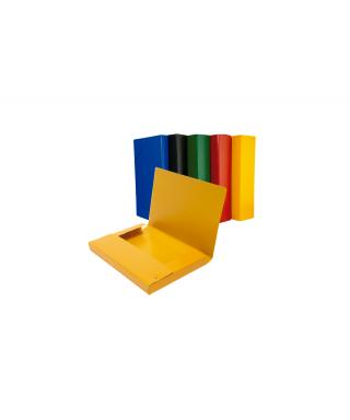 Carpeta lomo 5 cm rojo - FABRISA - 2205