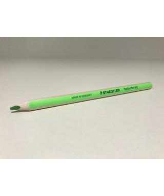 Lápiz fluorescente verde triangular Textsurfer dry - STAEDTLER - 128 64-5