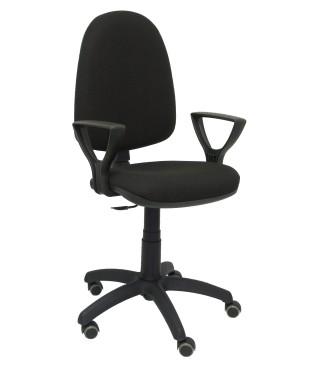 Silla de oficina ergonómica - Brazos fijos incluidos - Toraya ref. PYPCTB0020