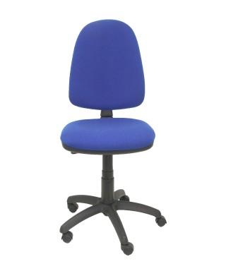 Silla de oficina ergonómica - Con mecanismo de contacto - Azul - Toraya ref. PYPCSA0022