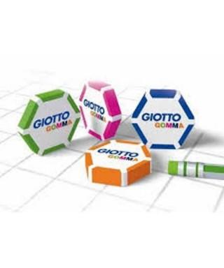 GOMA borrar hexagonal Giotto 233300