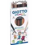 C/ 12 Lápices skin tones Giotto Stilnovo