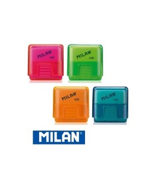 Goma con funda School 430 Look. MILAN