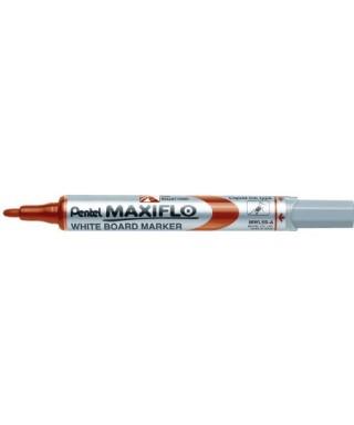 Rotulador pizarra Maxiflo rojo- PENTEL - MWL5SRJ