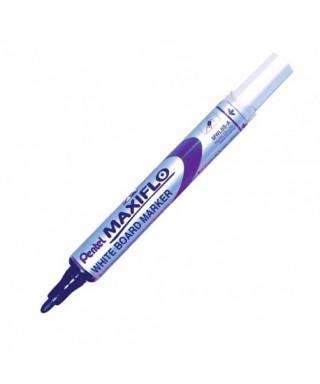 Rotulador pizarra Maxiflo violeta- PENTEL - MWL5S V