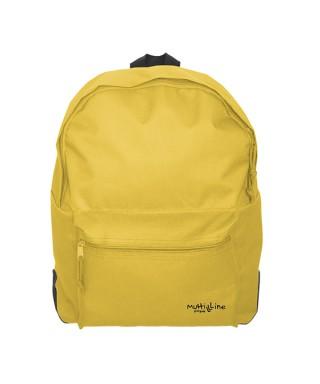 Mochila multiline amarilla- GRAFOPLAS - 37500860