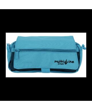 Portatodo triple multiline azul claro- GRAFOPLAS - 37540331