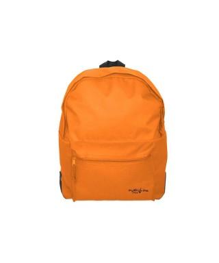 Mochila multiline naranja- GRAFOPLAS - 37500852