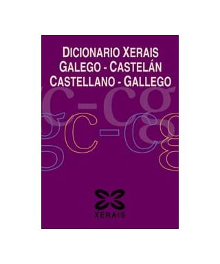 Diccionario Xerais galego-castellano