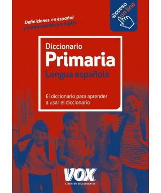 Diccionario primaria VOX