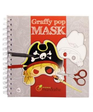 Graffy Pop Mask, piratas