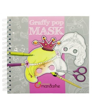 Graffy Pop Mask, princesas