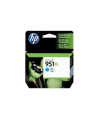 Cartucho color cian Hp 951XL