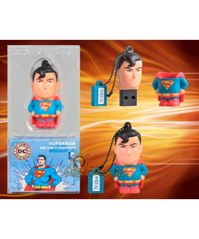 Memoria USB 8GB Superman