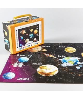 Puzzle universo (130 piezas)