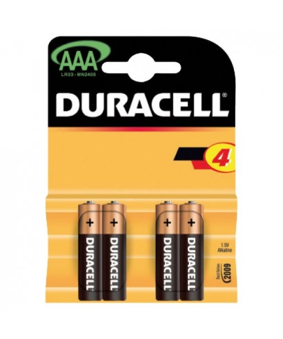Pila LR-03 AAA Plus Power- DURACELL -