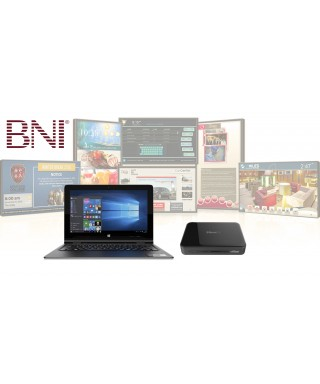 KIT PRESENTACIONES DIGITALES: Ordenador Portatil Primux Ioxbook 1402L + Sistema Digital SD/BNI