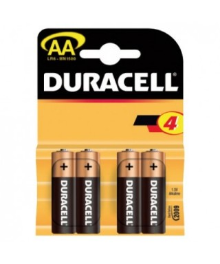 Pila Plus power Lr-06 AA- DURACELL -