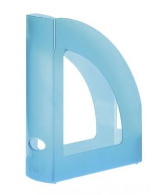 Revistero plástico azul translúcido- ARCHIVO 2000 - 2004 CS TP