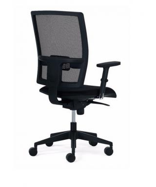 Silla giratoria Passion brazo 2d y asiento confort con trasla