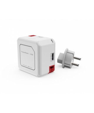 Cargador multiple USB con bateria portat