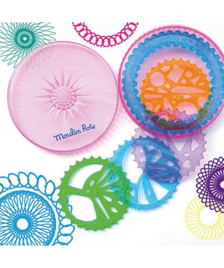 Espirales mágicas