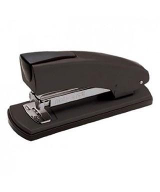 Grapadora metálica negra- PETRUS - 44784