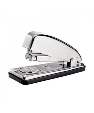 Grapadora metálica cromada- PETRUS - 44709
