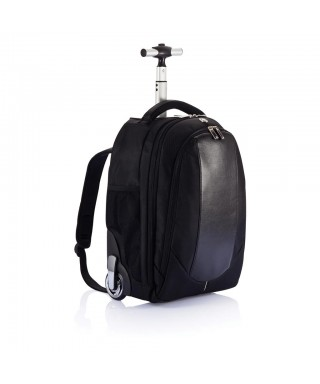 Swiss Peak backpack trolley, negra