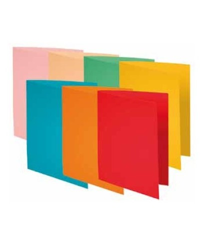 Subcarpeta Foldyne 80grs rojo A4 EXACLAIR - 420012E