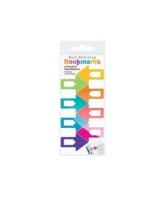 Señalizadores 8 flechas de colores