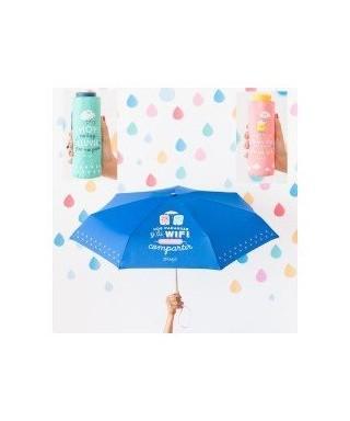 Paraguas plegable Mr.Wonderful