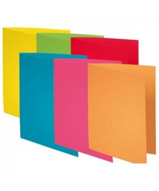 Subcarpeta Bahia 80grs colores surtidos A4 EXACLAIR - 800001E