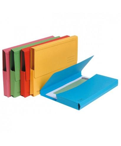 Subcarpetas bolsa colores surtidos- EXACLAIR - 47970E