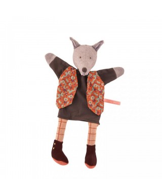 Marioneta lobo gentleman, MOULIN ROTY