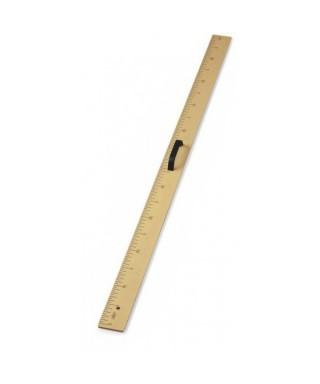 Regla de madera 1m, FABIO