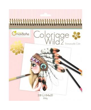Cuaderno de colorear, Wil2