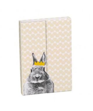 Cuaderno Zoé 11x15 96h lisas CLAIREFONTA