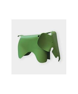 Silla infantil elefante verde