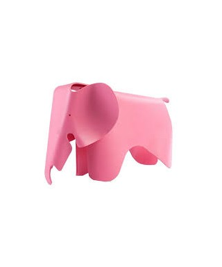 Silla infantil elefante rosa
