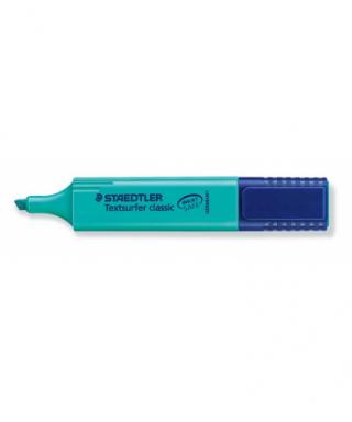 STAEDTLER Textsurfer Classis 364-35 -Marcador fluorescente turquesa