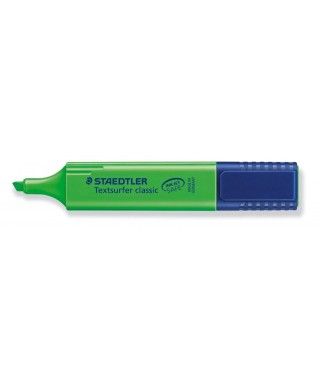 STAEDTLER Textsurfer Classis 364-5-Marcador fluorescente verde